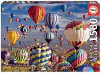 Puzzel 1500 Hot Air Balloons
