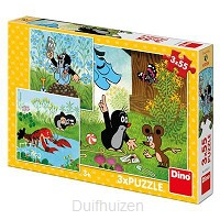 Puzzel 3x55 Molletjes broek