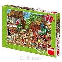 Puzzel 100 XL Molletje keuken