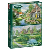 Riverside Cottages 2x500