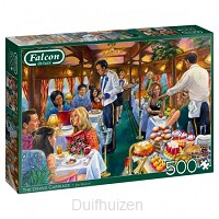 Puzzel 500 The Dining Carriage