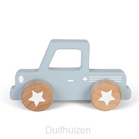 Hout pick-up