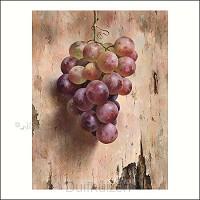 Kaart Druiven