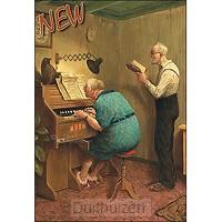 Kaart Zoals de ouden zongen