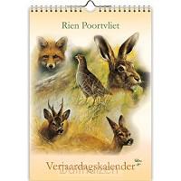 Rien Poortvliet verjaardagskalender