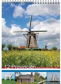 Kalender 2022 12 Provinciën