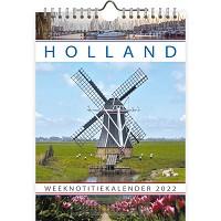Kalender 2022 Holland