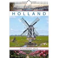 Kalender 2022 Holland Maandnotitie