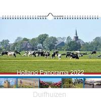 Kalender 2022 Holland Panorama