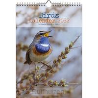 Kalender 2022 Birds