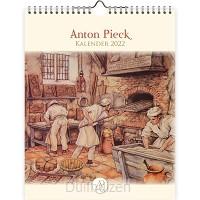 Kalender 2022 Anton Pieck