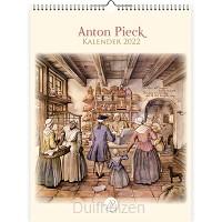 Kalender Anton Pieck 2022 groot