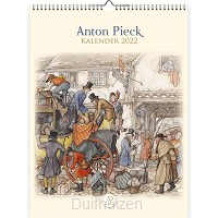 Kalender 2022 Anton Pieck groot