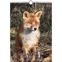 Kalender 2022 Dutch Wildlife