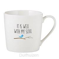 Cafe Mug It is well