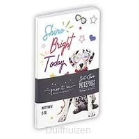 Notepad Set (2) Shine bright today