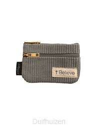 Coin Pouch Believe