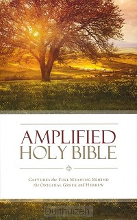 Amplified holy bible hardcover