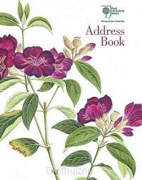 Adresboek bloem