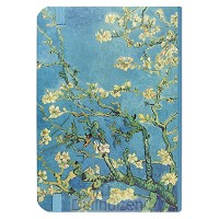Compact Diary 2022 Almond blossoms