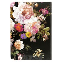 Compact Diary 2022 Midnight Floral