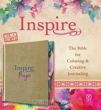 NLT - Inspire Prayer Bible