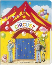 Ga je mee naar het circus