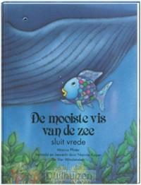Mooiste vis van de zee sluit vrede