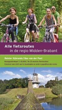 Alle fietsroutes regio midden brabant
