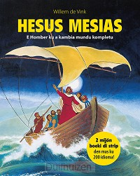 Jezus Messias stripboek papiamento