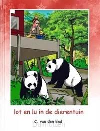Lot en lu in de dierentuin