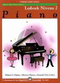 Piano lesboek niv. 2