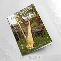 Meer psalmbewerk. harp