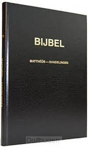 Groot Letter Bijbel NT