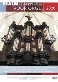 Psalmbewerkingen orgel 2020