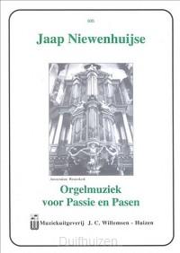 Orgelmuziek Passie/Pasen