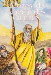 Mozes de knecht des Heeren