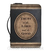 BIBLECOVER MEDIUM TRUST IN THE LORD