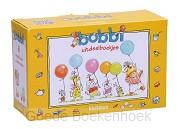 Bobbi uitdeelboekjes 12 stuks