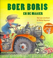 BOER BORIS EN DE MAAIER + VERJ KAL