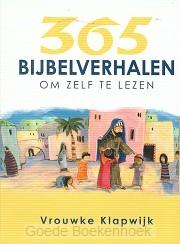 365 bijbelverhalen om zelf te lezen