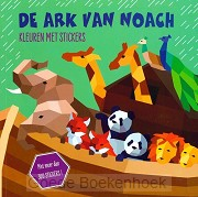 ARK VAN NOACH STICKERBOEK