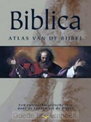 BIBLICA ATLAS VAN DE BIJBEL