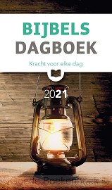 Bijbels dagboek 2021 groot