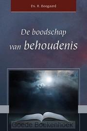 BOODSCHAP VAN BEHOUDENIS