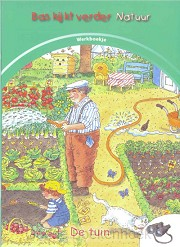 Bas natuur de tuin set 10