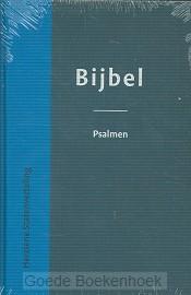 Bijbel met psalmen hsv hardcover 12x18cm