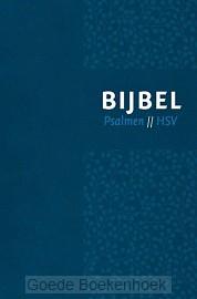BIJBEL HSV MET PSALMEN VIVELLA BLAUW