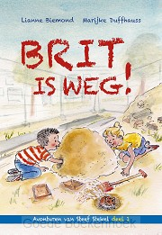 Brit is weg