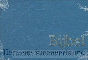 Bijbel hsv dwarsligger